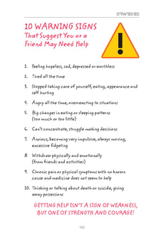 Worksheets For Teens With Depression Teens Finding Hope Inc